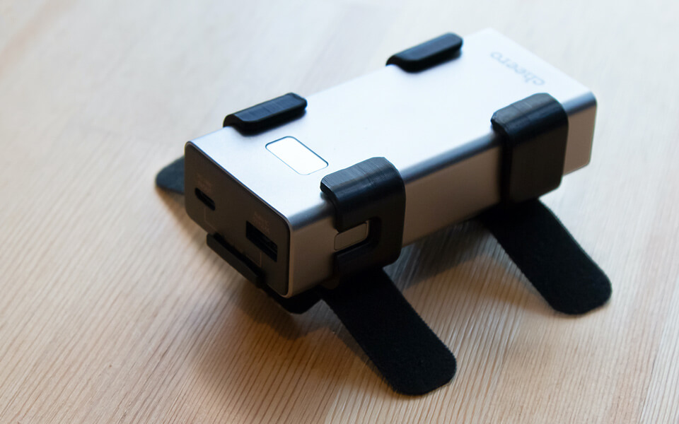 オキュラスクエスト2用バッテリーキット サイドスタイル(5000mAh)