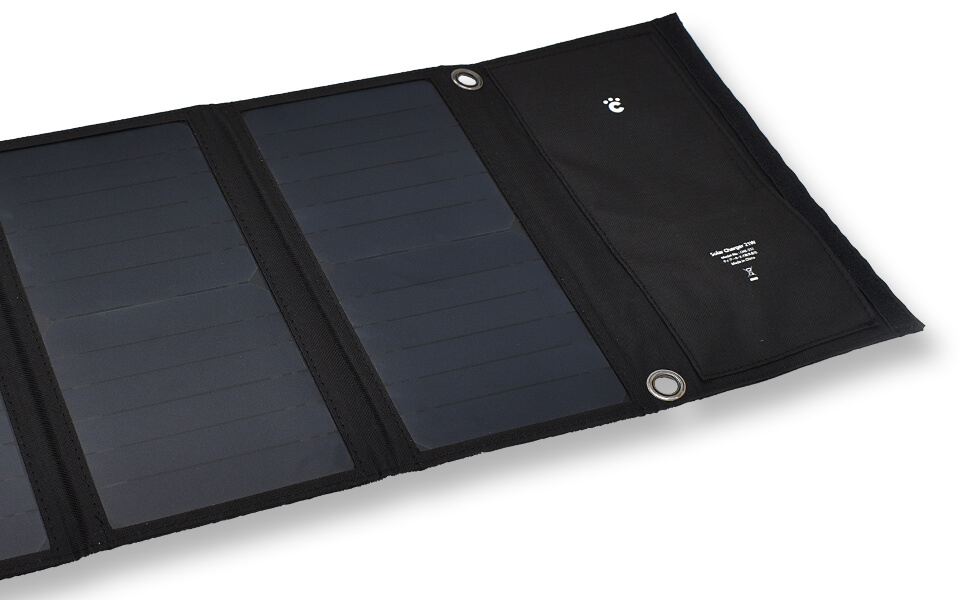 cheero Solar Charger 21W