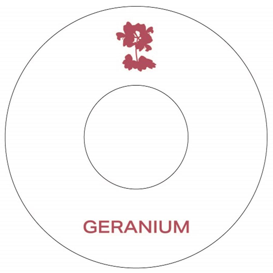 Aromasheet-geranium
