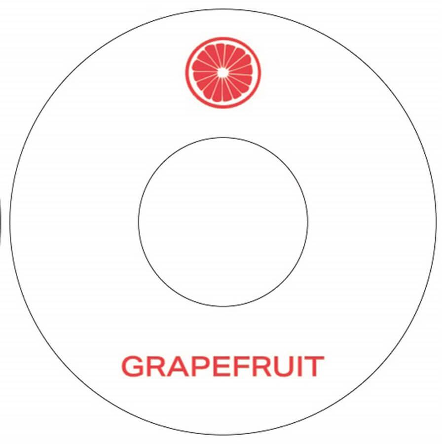 Aromasheet-grapefruit