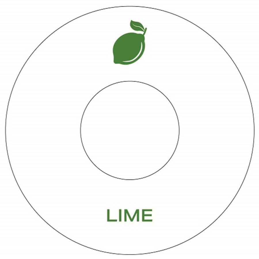 Aromasheet-lime