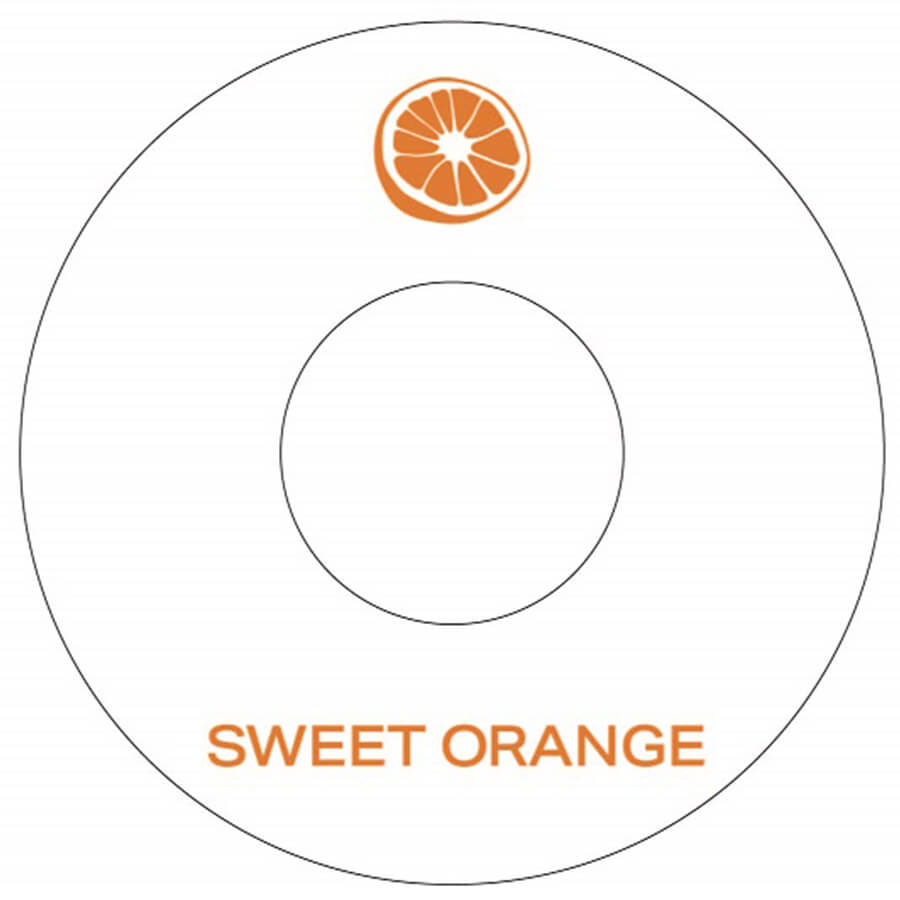 Aromasheet-orange
