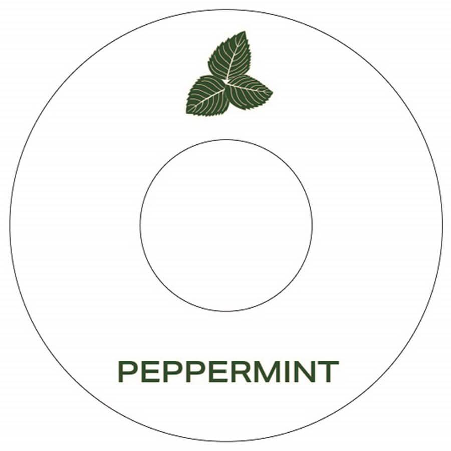 Aromasheet-peppermint
