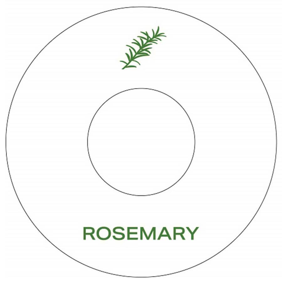 Aromasheet-rosemary