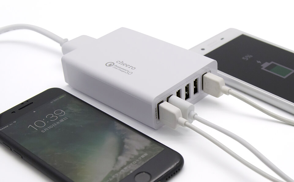 c316_6USB_AC_Charger